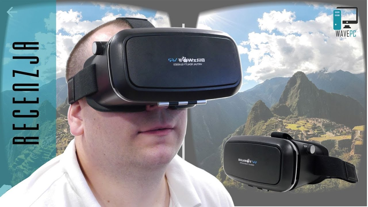 Test Okulary Vr Blitzwoolf Youtube