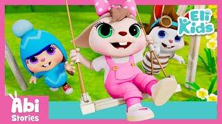 Fun Play Days with Abi | Abi Stories Compilations | Eli Kids Educational Cartoon