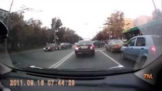 حوادث سيارات في روسيا غشامه غير طبيعية