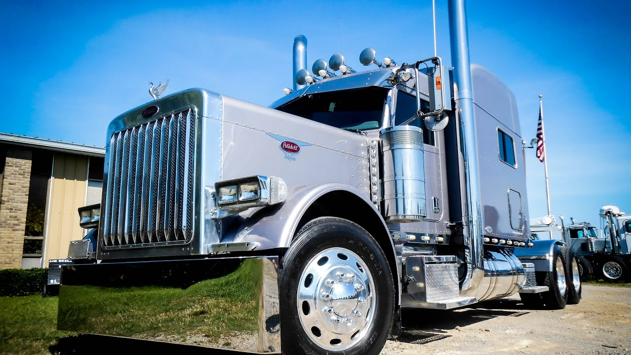 2007 Peterbilt 379 Exhd Tandem Axle Sleeper For Sale Youtube