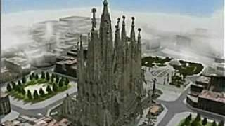 Repeat youtube video SAGRADA FAMILIA TERMINADA AMAZING GRACE Celtic Woman