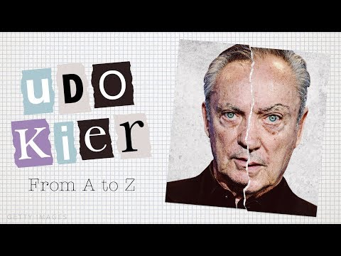 For Udo Kier, the Eyes Have It