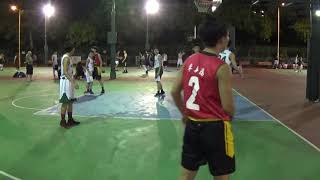 Publication Date: 2019-07-25 | Video Title: 康文盃籃球錦標賽男子少年組賽事:彩虹A VS 可立中學 20