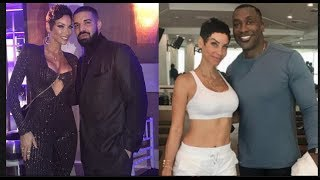 Nikki Murphy Spends 50th Birthday With Drake, Twitter Clowns Shannon Sharpe For Losing Her To Drake