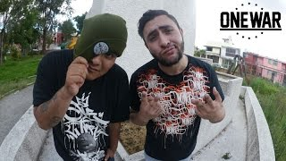 ONE WAR Presenta: Jam in da Block - Bozser ft. ACZINO