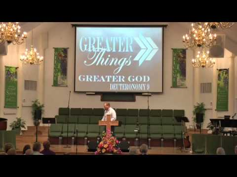 Greater Things: 01 Greater God