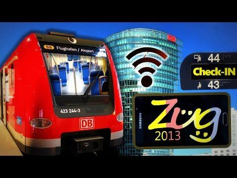 Die Bahn und ihre Innovationen | DB Mobilität erleben 2017 | Zug2013