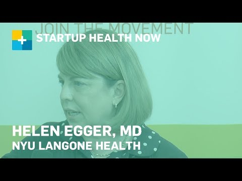 Helen Egger, MD, Director, Child Study Center, NYU Langone Health: NOW #192