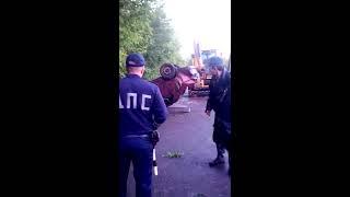 Видео с места ДТП в Захоперье г. Балашов