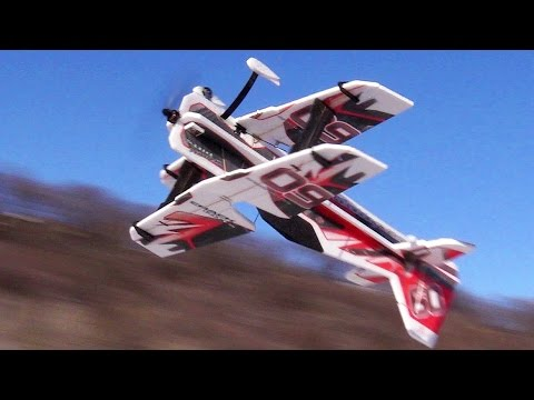 Crack Pitts M12 Fun at Spring Lake Park, North Mankato, MN - Jan. 19th, 2015