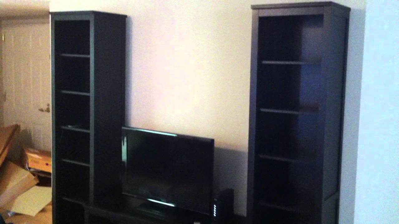 Ikea Entertainment Center Assembly Service Video In