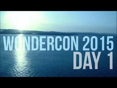 [CON VLOG] WONDERCON 2015 - DAY 1