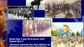 The Origins of World War I Rap Resimi