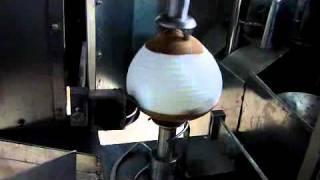 Repeat youtube video coconuts peeling machine.WMV