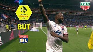 But Moussa DEMBELE (36') / Olympique Lyonnais - Angers SCO (6-0)  (OL-SCO)/ 2019-20