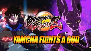 YAMCHA FIGHTS A GOD: Dragon Ball FighterZ - Ranked Matches