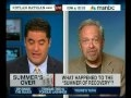 MSNBC w/ Cenk: Reich - Middle Class & Wages