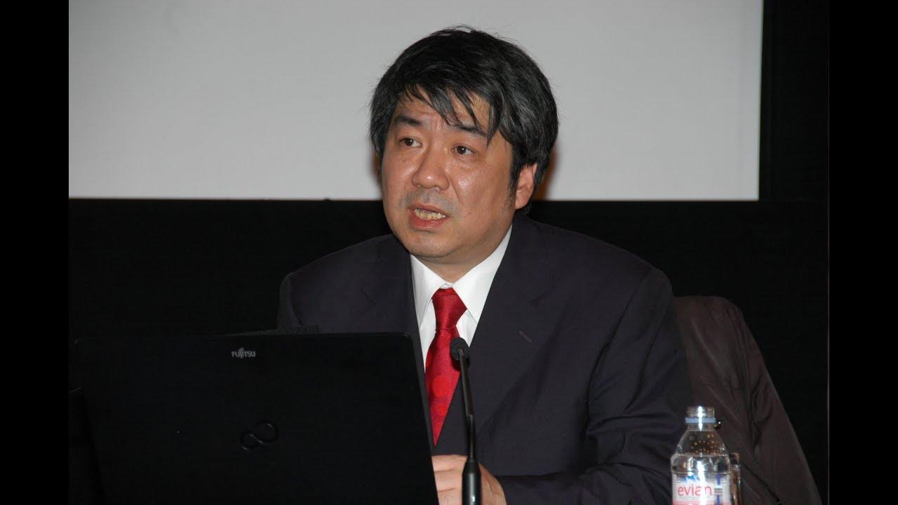 オリバーホア 「サイバーセキュリティ」⑤ 宮本久仁男 NTTデータ 2013.4.24
