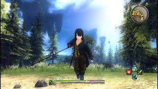 SWORD ART ONLINE -HOLLOW REALIZATION- PC | Probemos este hermoso juego :D
