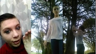 Katelyn Nicole Davis Livestream video goes viral