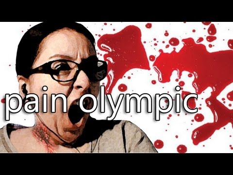Are not Pain olympics vagina opinion