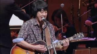 山崎まさよし 「Concert at SUNTORY HALL」 2011.9.28 Release!! デビュ...