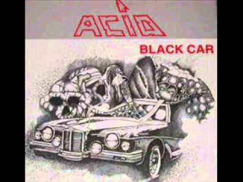 Acid - The Day You Die (Black Car EP)