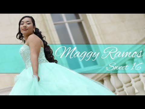 Maggy Ramos Sweet 16  Highlight - Bakersfield California