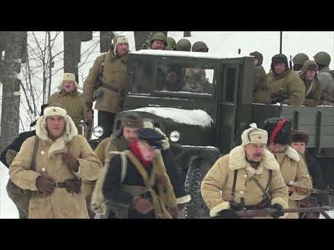 Новая Усмань. Военно-историческая реконструкция