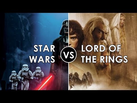 good vs evil lord of