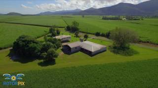 Far North Queensland Cane Farm Phantom 3 UAV Quadcopter