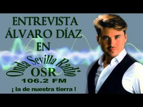 Entrevista a Álvaro Díaz en Onda Sevilla Radio