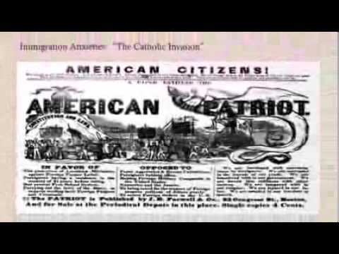 Spirit Plus: History of American Immigration Patterns