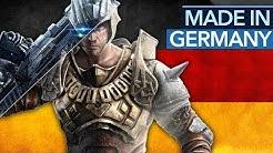 Die besten Spiele aus Deutschland - Top 10