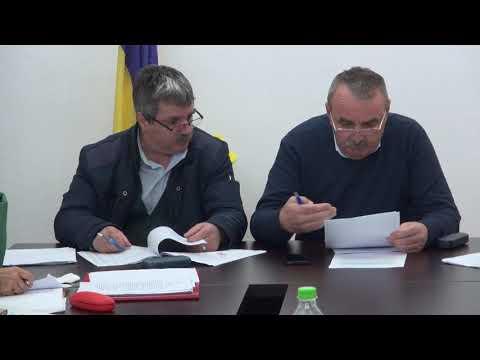 Ședința Consiliului Local Broșteni din 28 Octombrie 2019