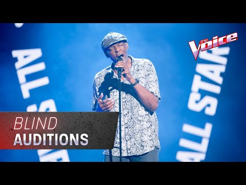 The Blind Auditions: Steve Clisby Sings 'Magic' | The Voice Australia 2020
