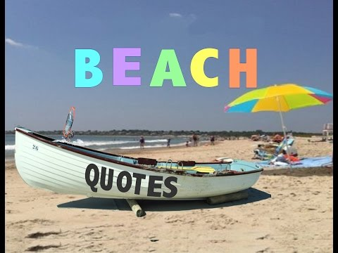 Pics of beach quotes