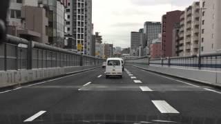 首都高 用賀PA→首都高 西新宿JCT 車載動画 thumbnail