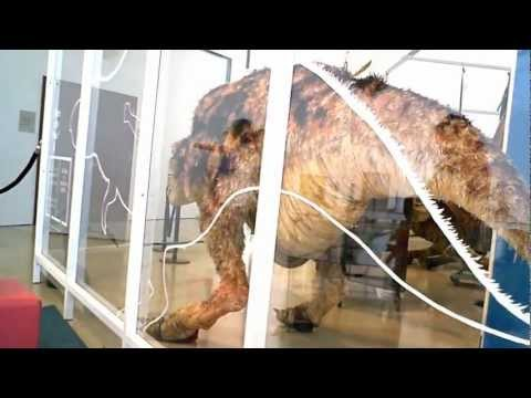 Tour of the Natural History Museum of Los Angeles County