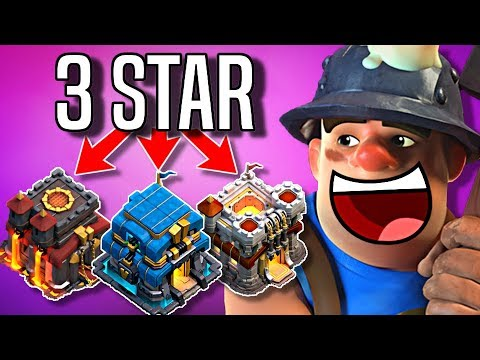 This Attack Can 3 Stars ALL Town Hall Levels | Clash of Clans