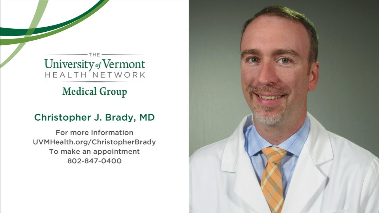 Christopher J  Brady, MD - Ophthalmology - Burlington