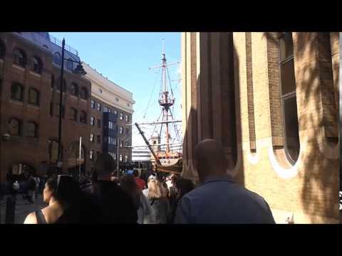 Iram's London Adventure: Riverside part 2