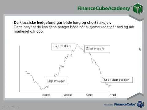 Kort om Hedgefond