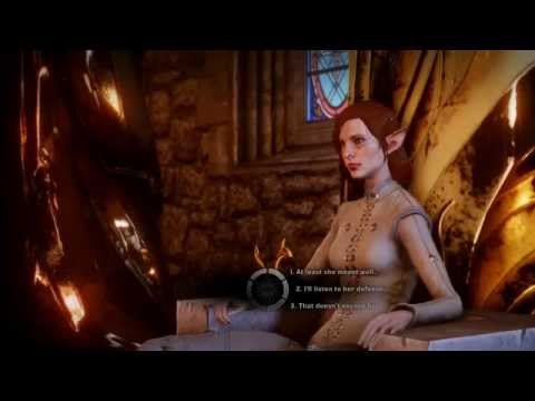 Dragon Age: Inquisition - Judging Mistress Poulin of Sahrnia