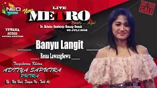 Download Video BANYU LANGIT - VOC.RESA LAWANG SEWU - NEW METRO - TERBARU 2018 MP3 3GP MP4