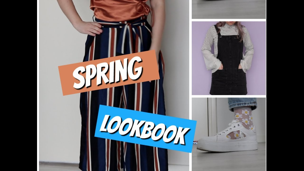 Casual Spring Week of Outfits | 2018
