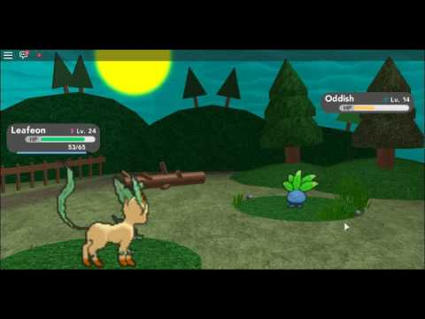 Pokemon Brick Bronze How To Get Sylveon Youtube