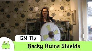 Becky Ruins Shields