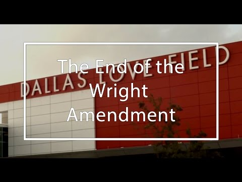 Wright Amendment Expires - FareCompare