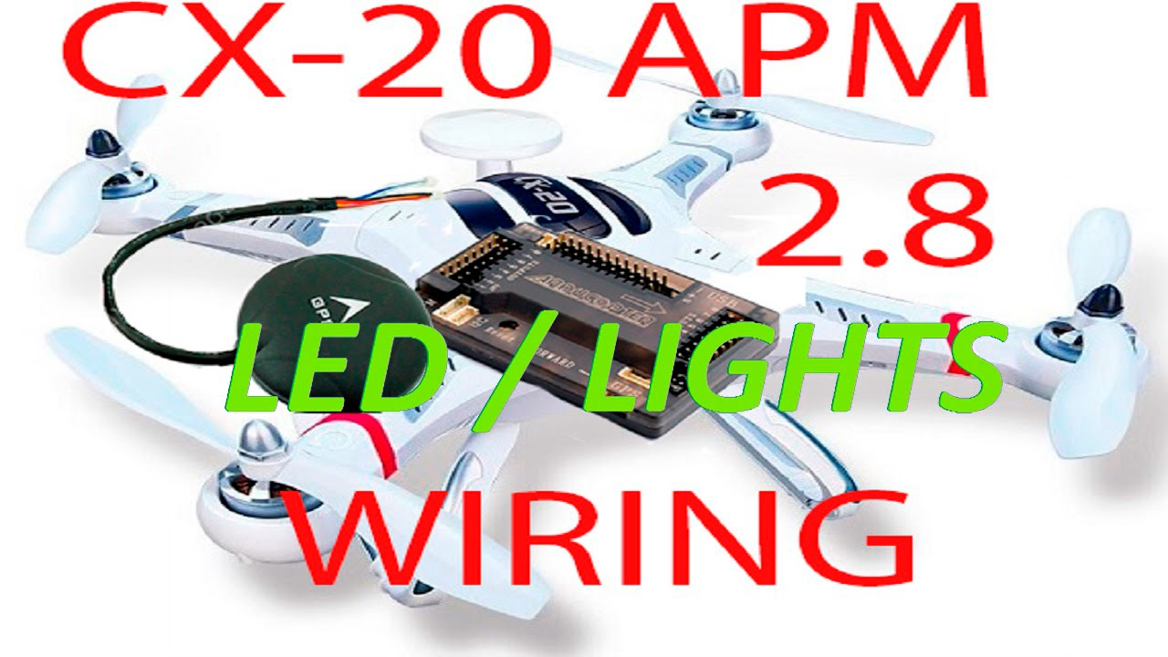 small resolution of apm quad wiring diagram for led